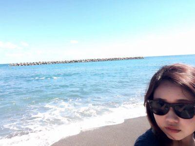 ふみちゃん海