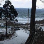 冬の深見荘